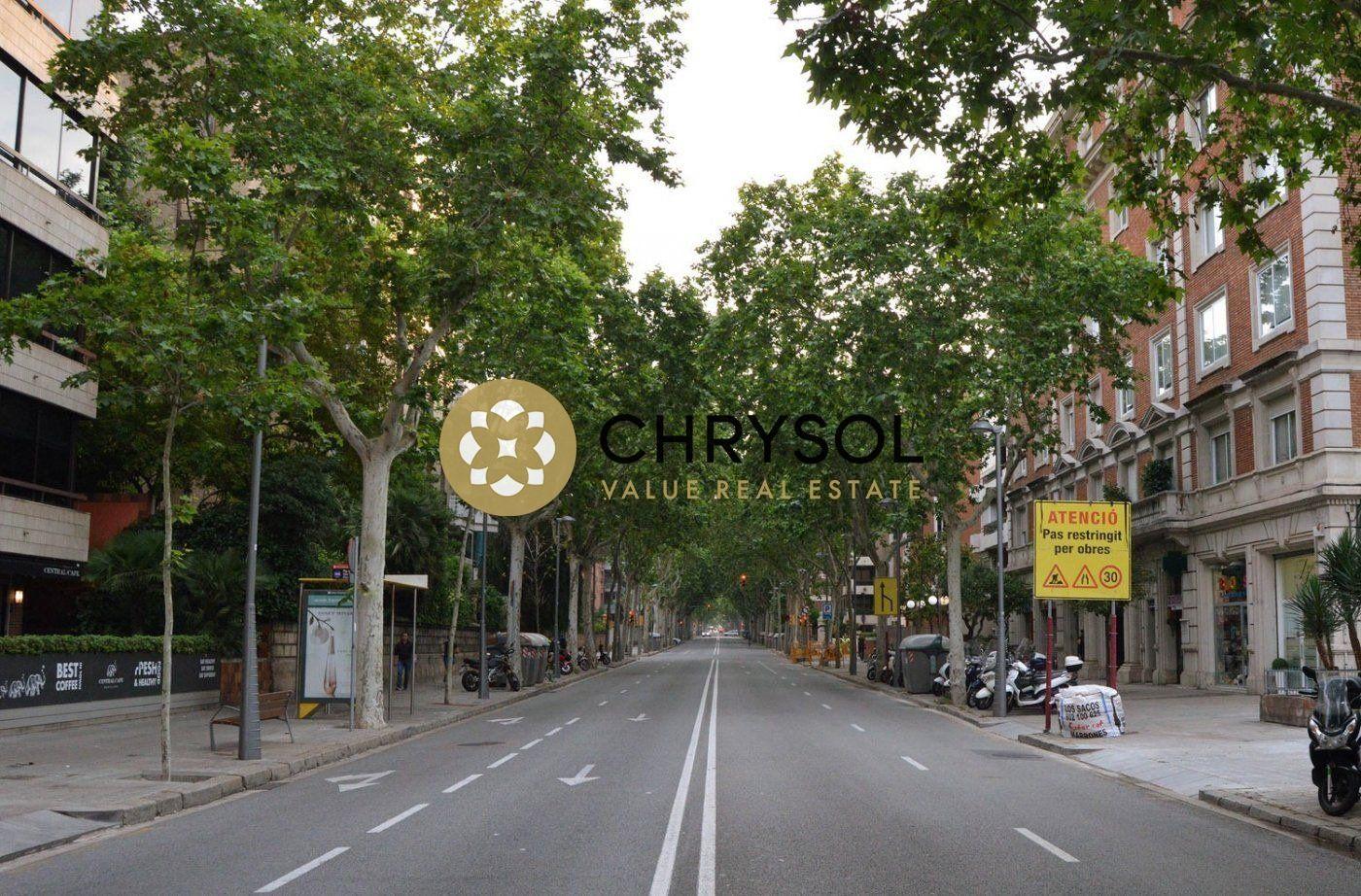 piso en barcelona · sant-gervasi---la-bonanova 610000€