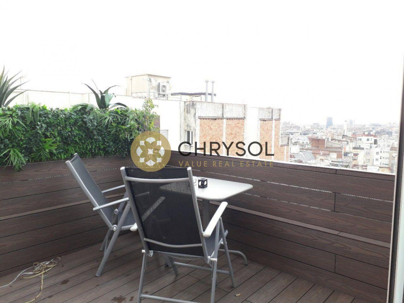 flat en barcelona · sant-gervasi---galvany 1300€