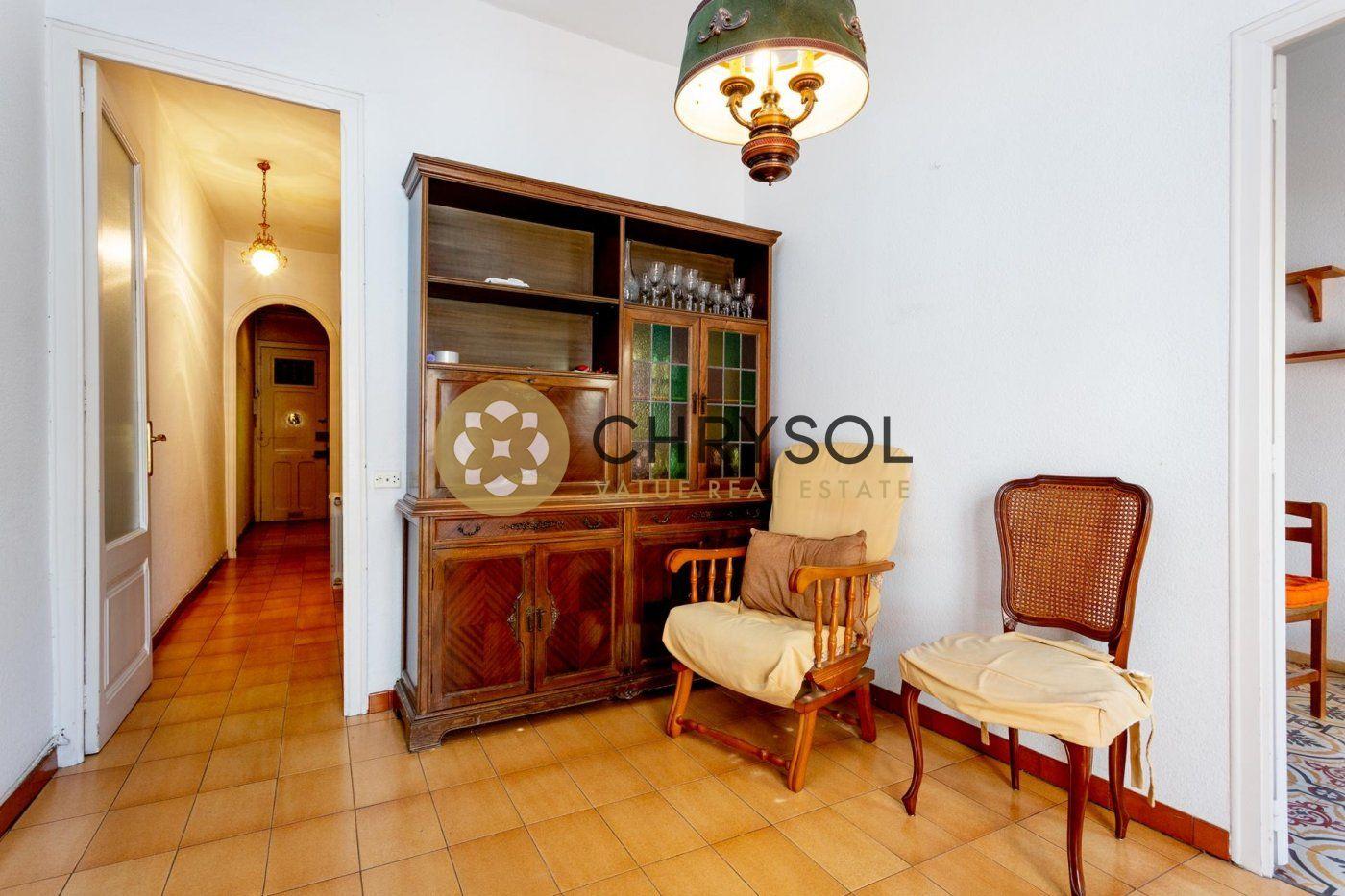piso en barcelona · sarria 330000€