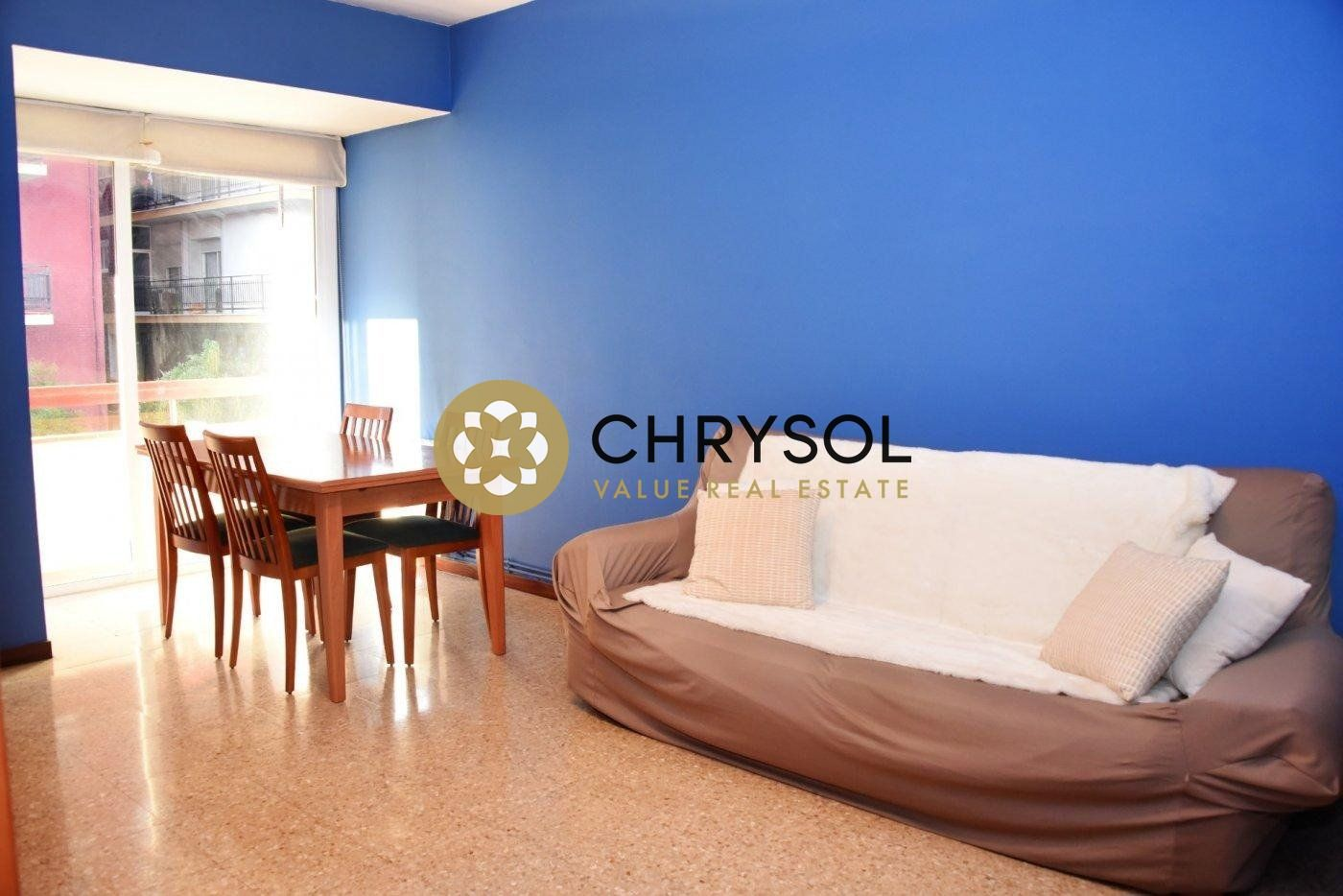 flat en barcelona · les-corts 415000€