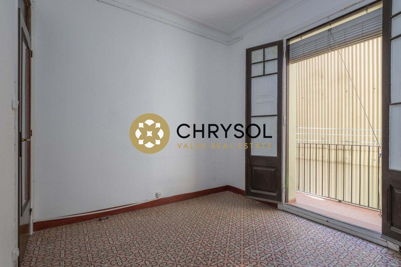 piso en barcelona · vila-de-gracia 195000€