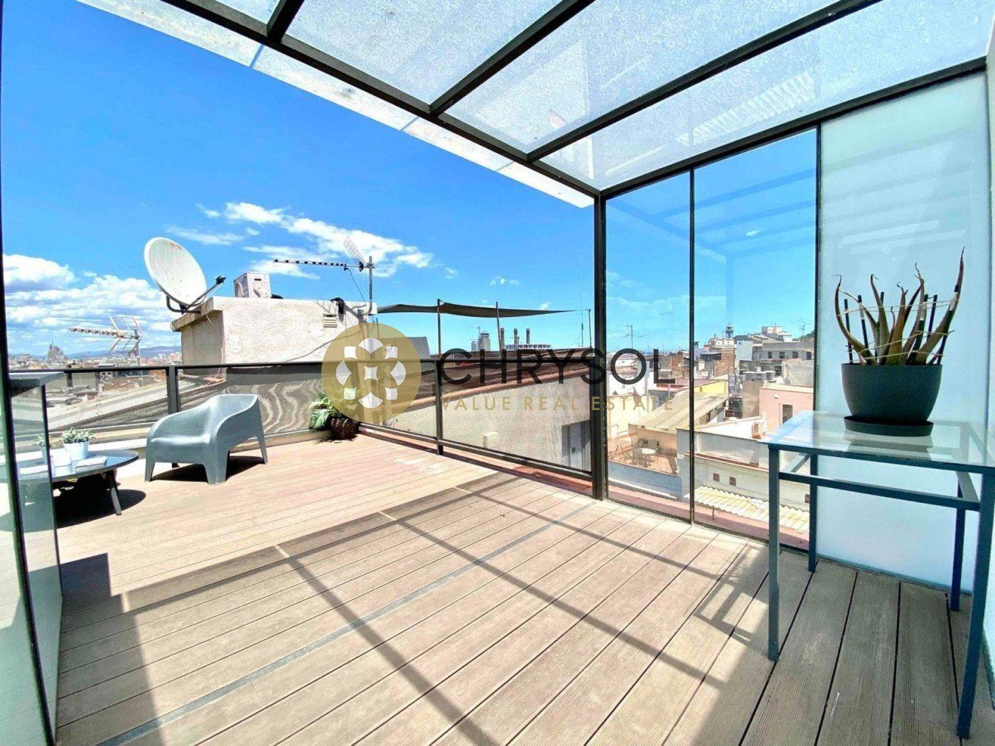 piso en barcelona · el-poble-sec 199000€