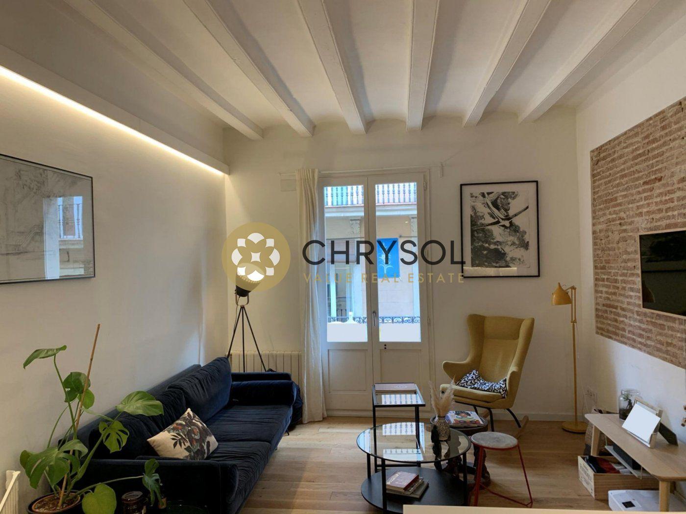 piso en barcelona · vila-de-gracia 450000€
