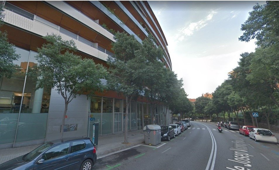 parking en barcelona · sarria 25000€