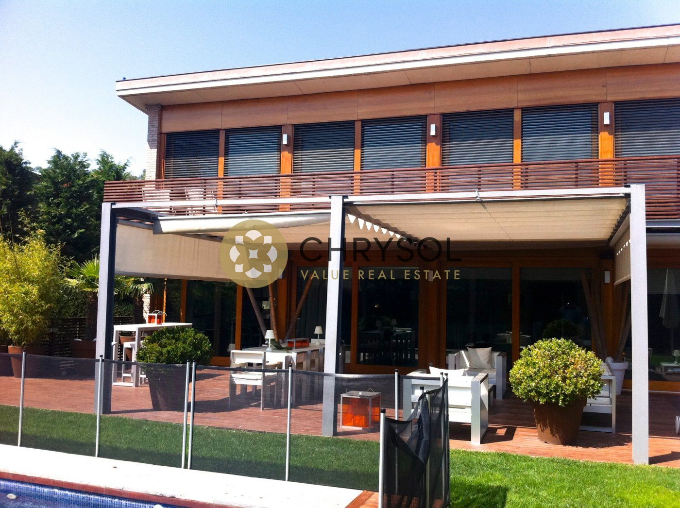 casa en sant-cugat-del-valles · can-vilallonga 1450000€
