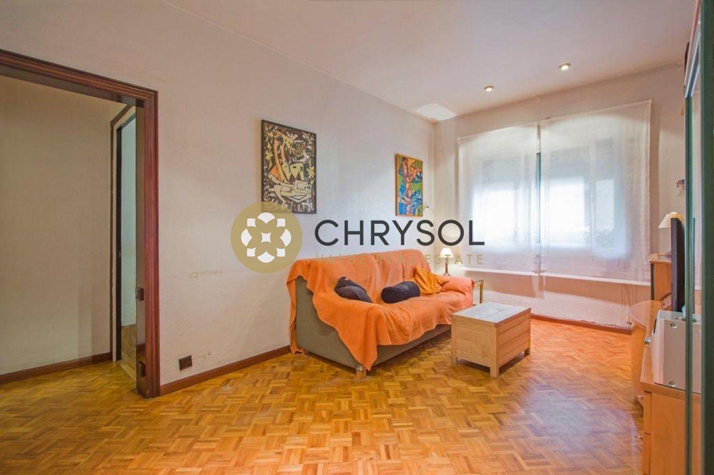 apartment en barcelona · el-putxet-i-farro 355000€