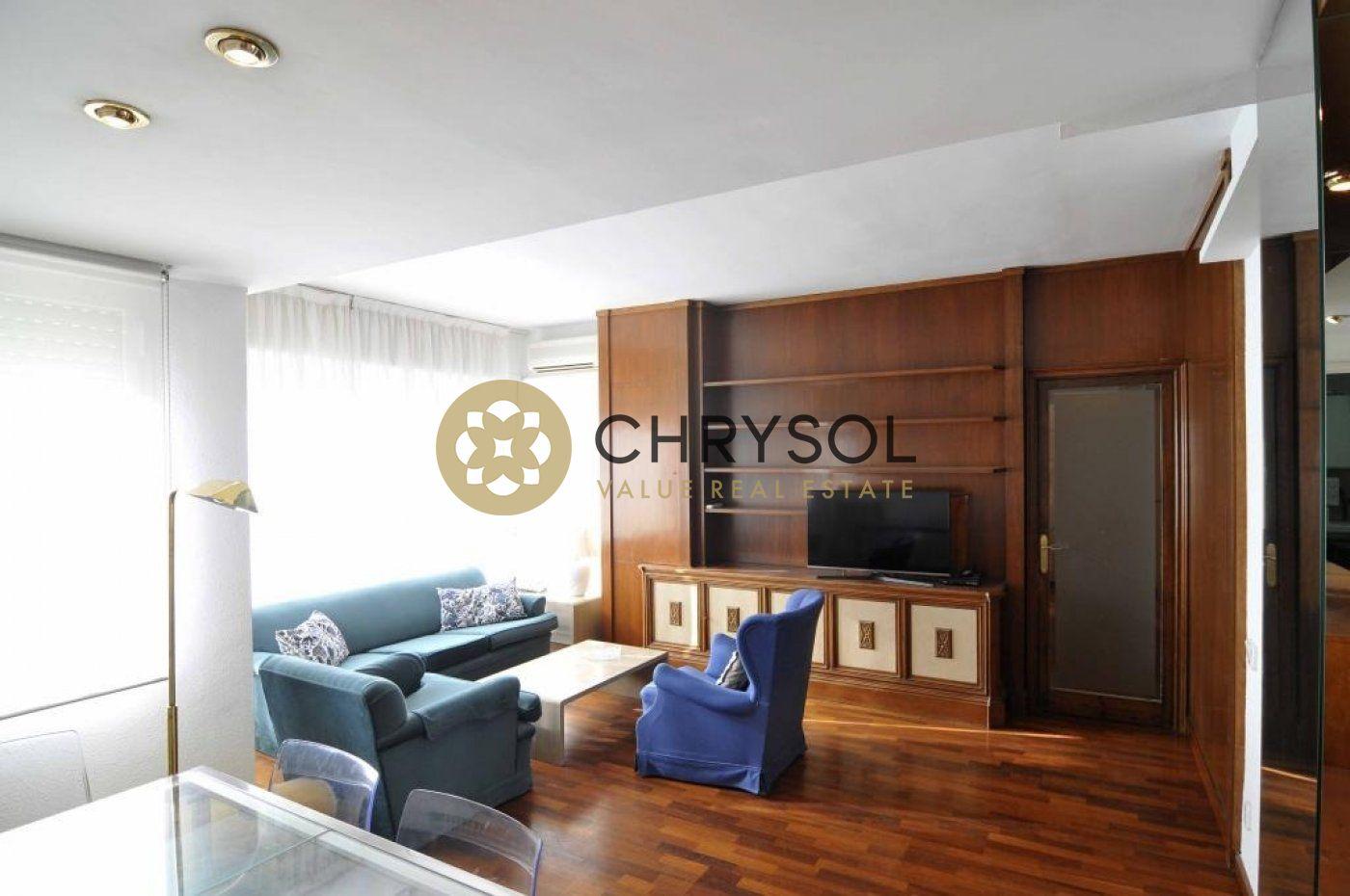 piso en barcelona · pedralbes 685000€