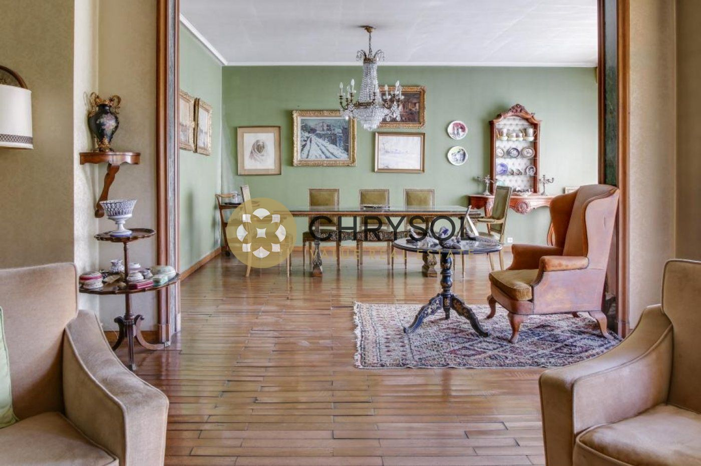 piso en barcelona · turo-park 1800000€
