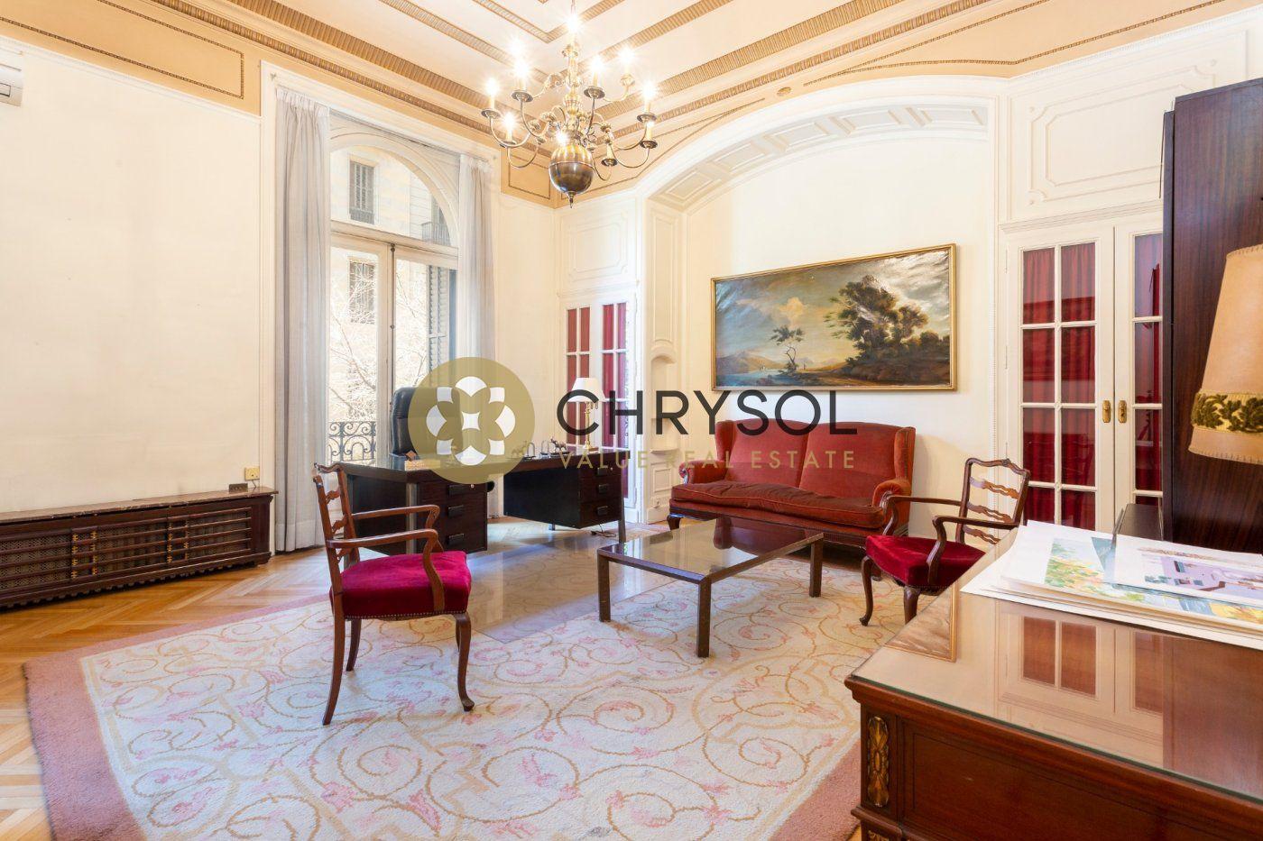 piso en barcelona · dreta-de-l´eixample 2950000€