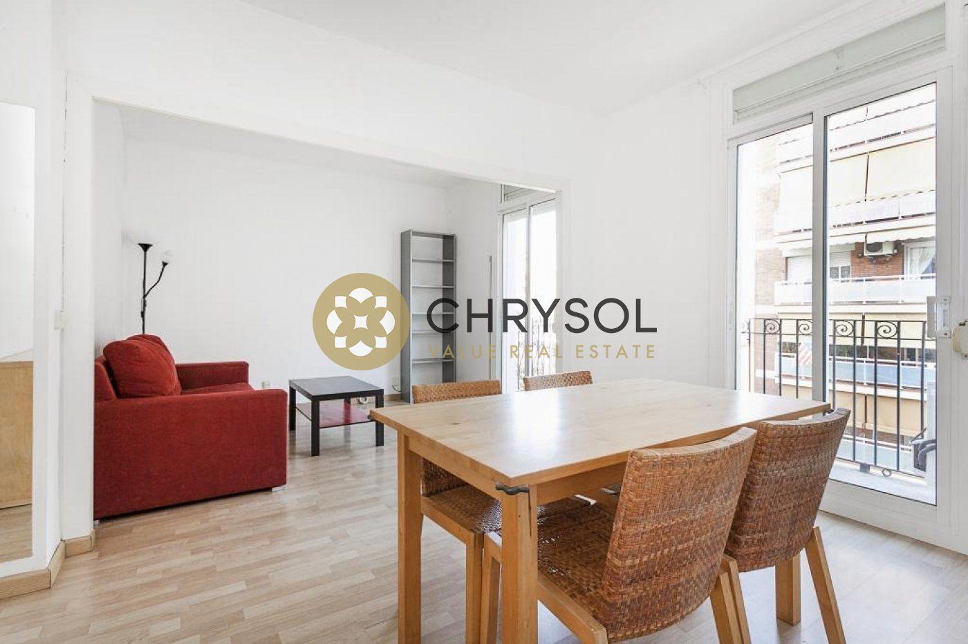 apartment en barcelona · les-corts 279000€