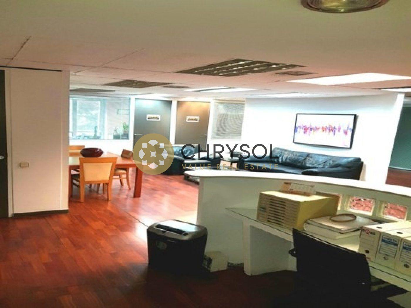 oficina en barcelona · dreta-de-l´eixample 850000€