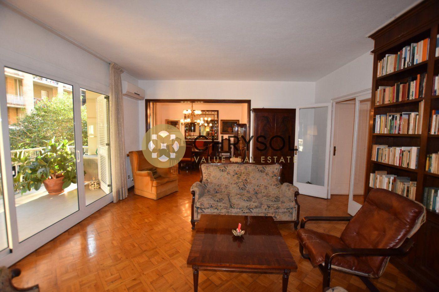 apartment en barcelona · sant-gervasi---galvany 750000€