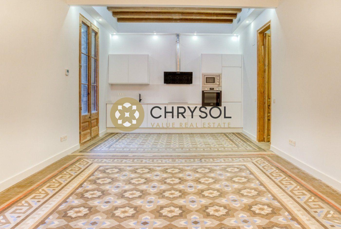 piso en barcelona · l´antiga-esquerra-de-l´eixample 575000€