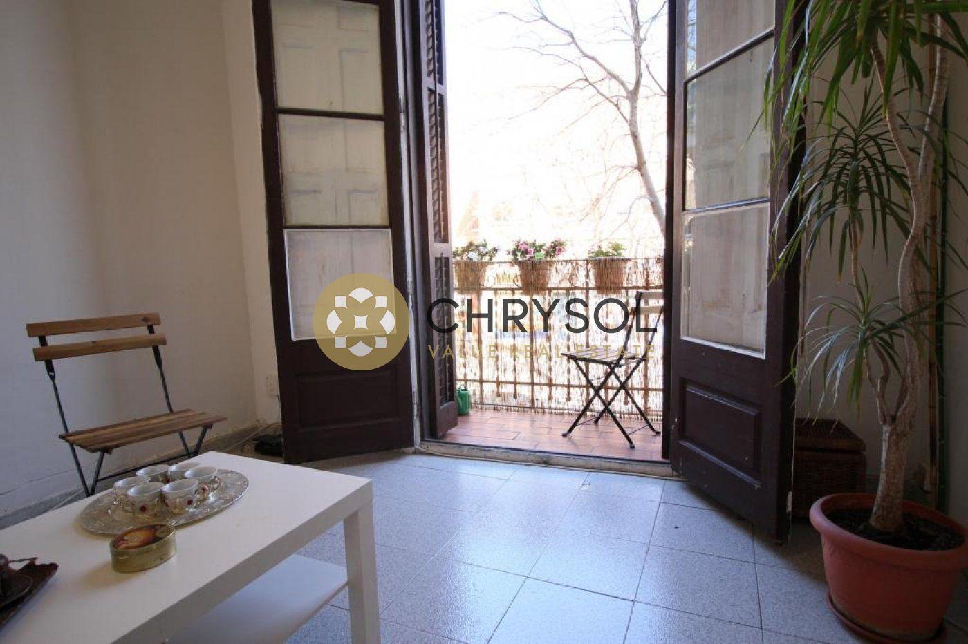flat en barcelona · vila-de-gracia 249000€