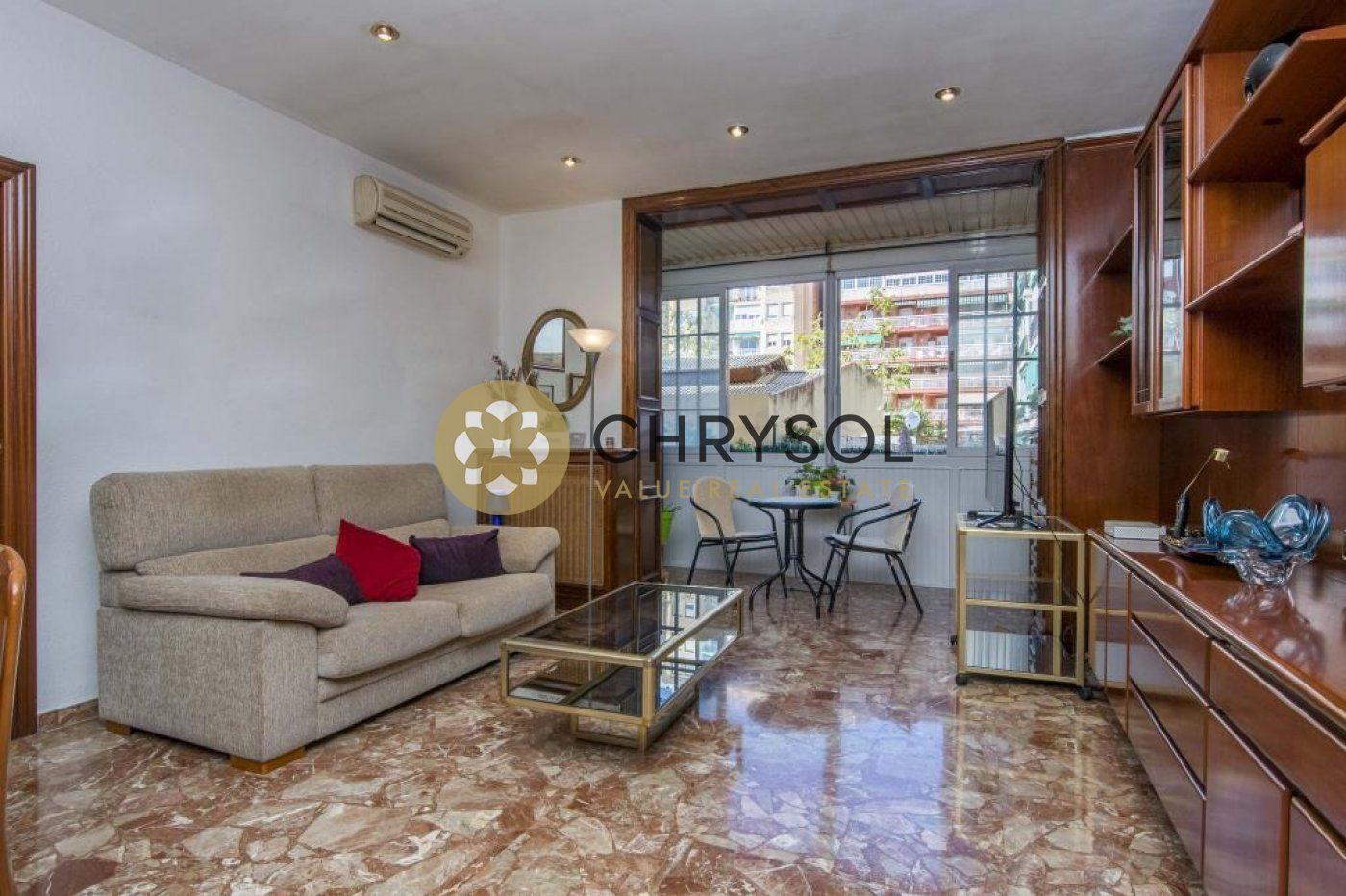 flat en barcelona · la-nova-esquerra-de-l´eixample 430000€
