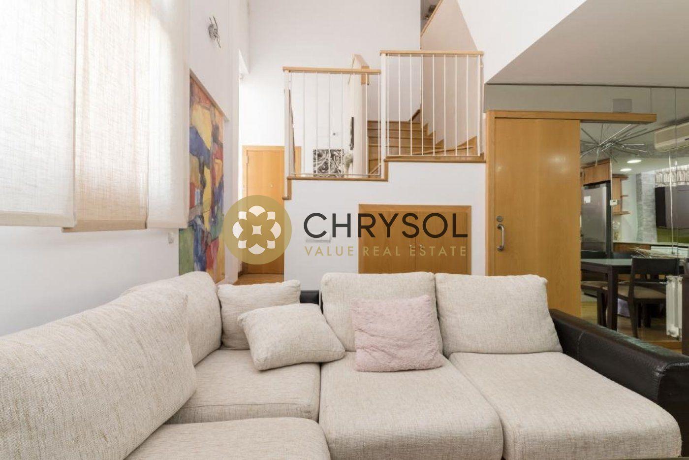 piso en barcelona · vila-de-gracia 295000€