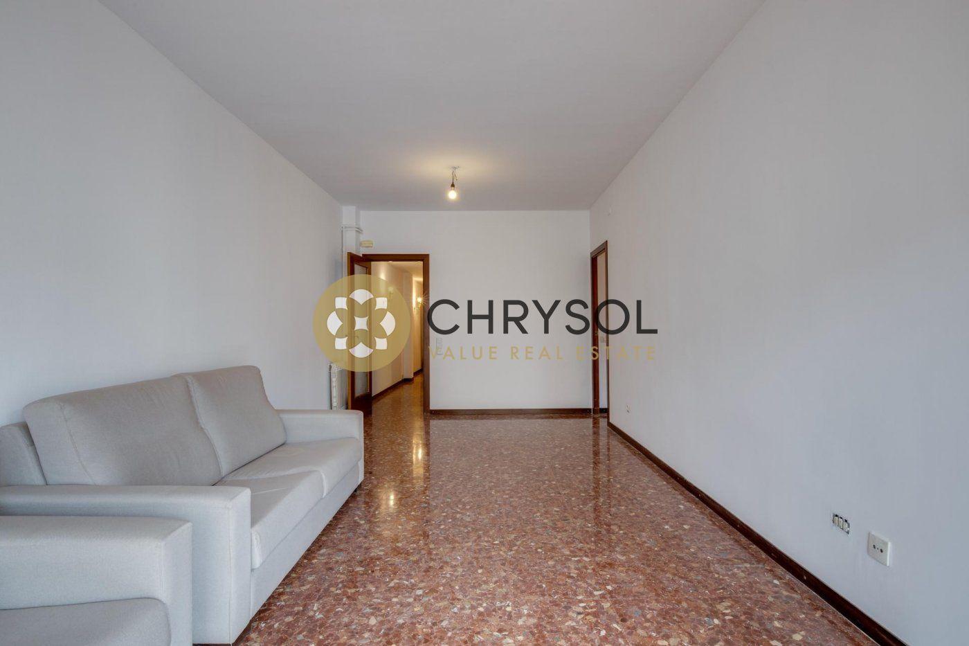 flat en barcelona · fort-pienc 395000€