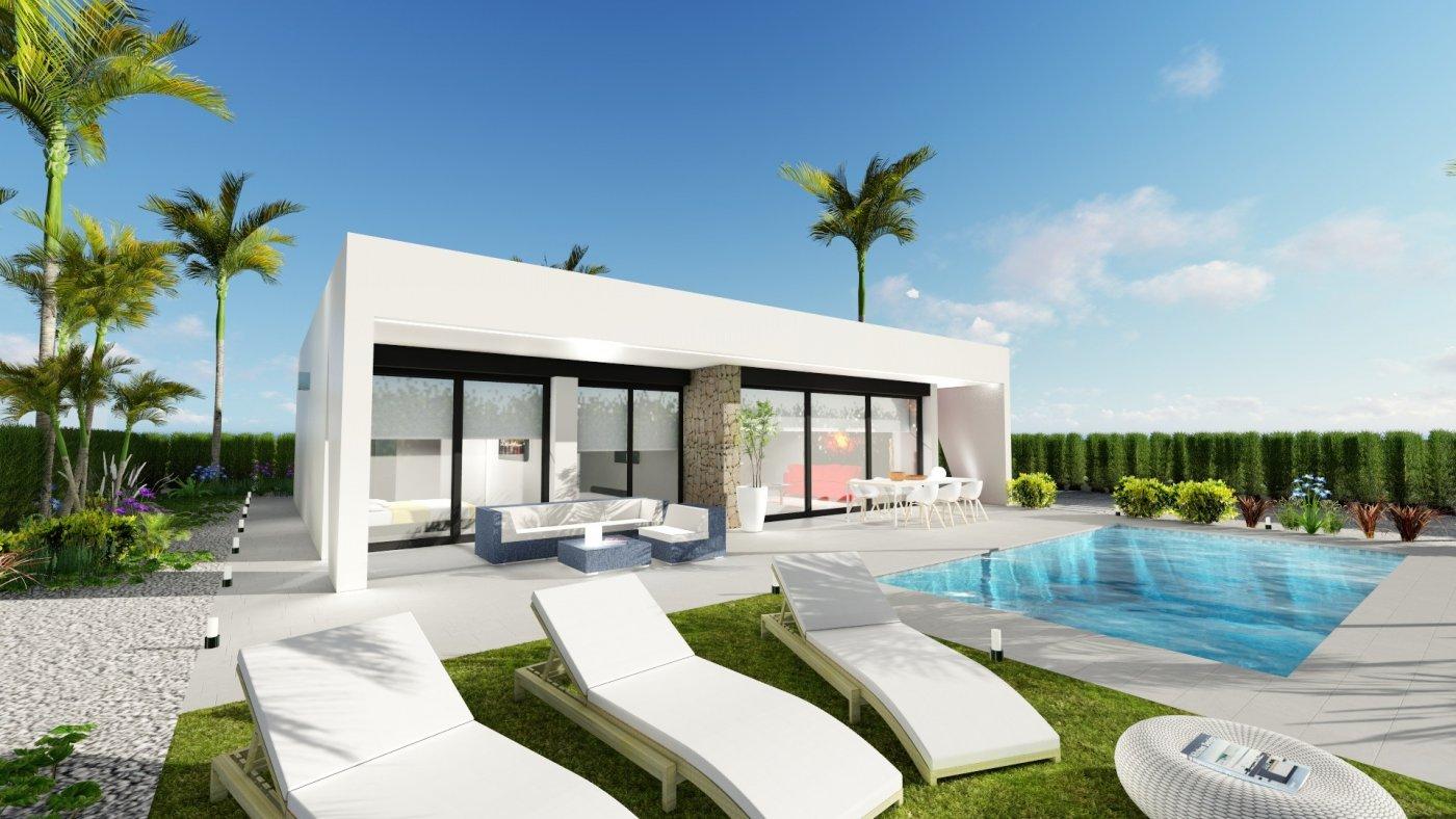 Villas en parcelas de 545m2 con piscina privada - Keysol Property S.L.