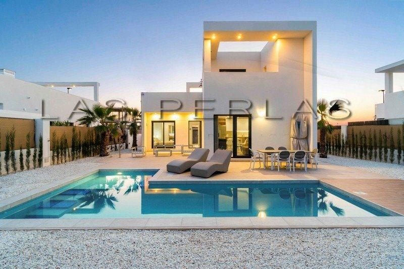 Fristående fastighet på privat tomt - Keysol Property S.L.