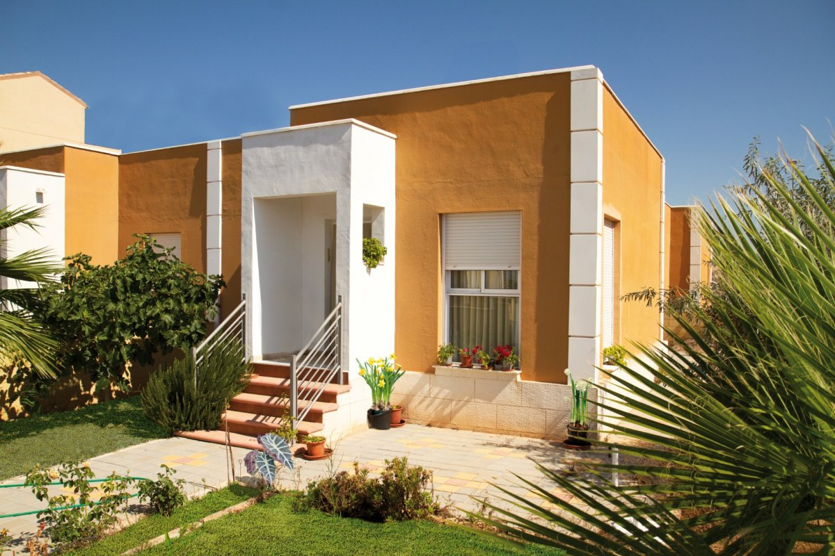 Semi detached Villa with garden - Keysol Property S.L.