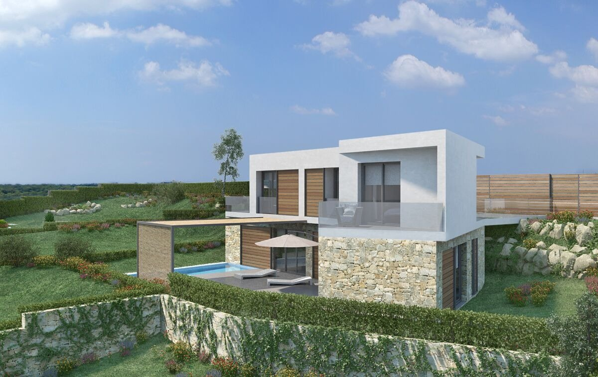 Villa with pool within gated plot - Keysol Property S.L.