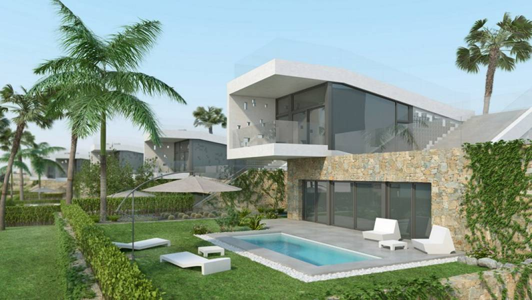 Modern villa in private development. - Keysol Property S.L.