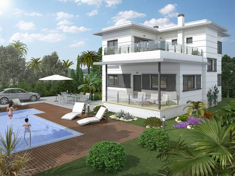 Spacious villa with large swimming pool - Keysol Property S.L.
