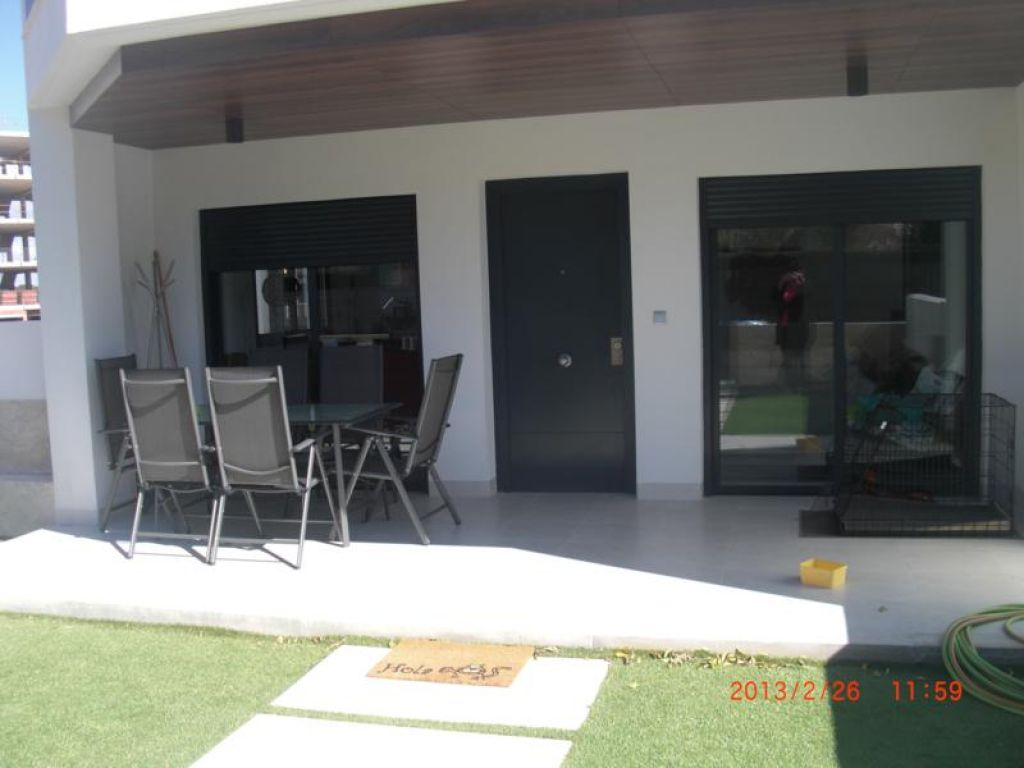 Nice ground floor apartment with large garden - Keysol Property S.L.