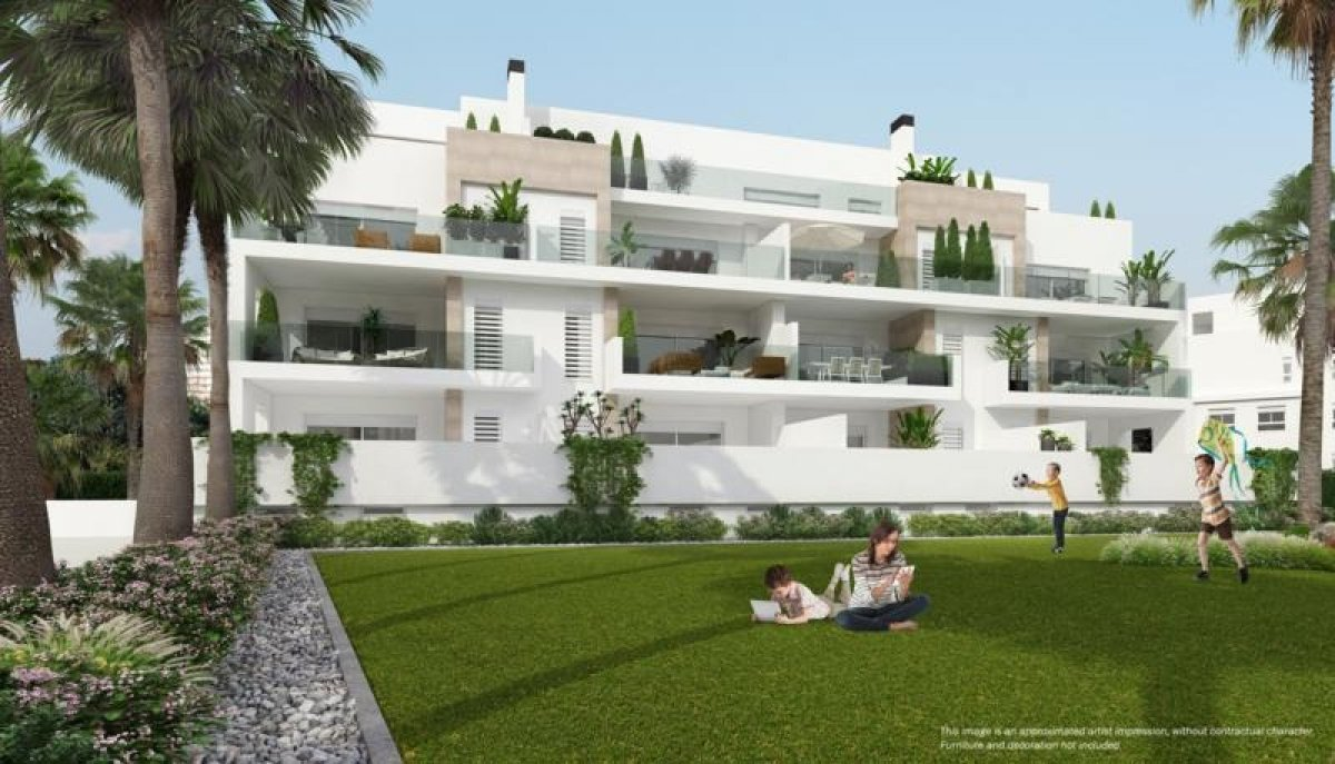 Modern apartments next to Villamartin Golf Course - Keysol Property S.L.