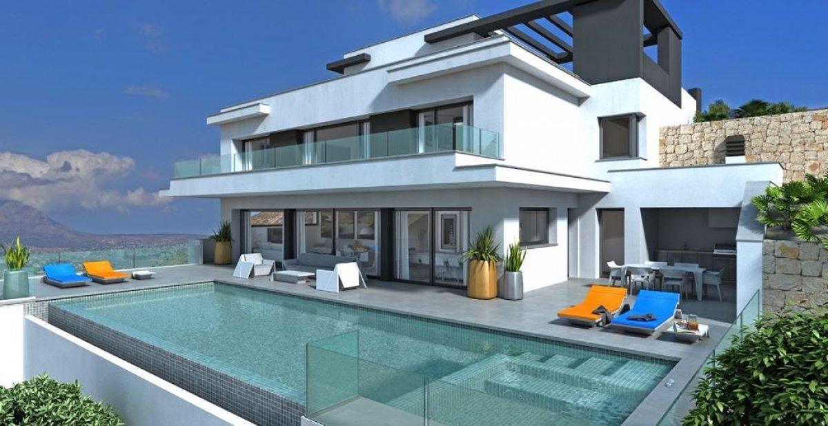 Luxury villa in Cumbre del Sol - Keysol Property S.L.