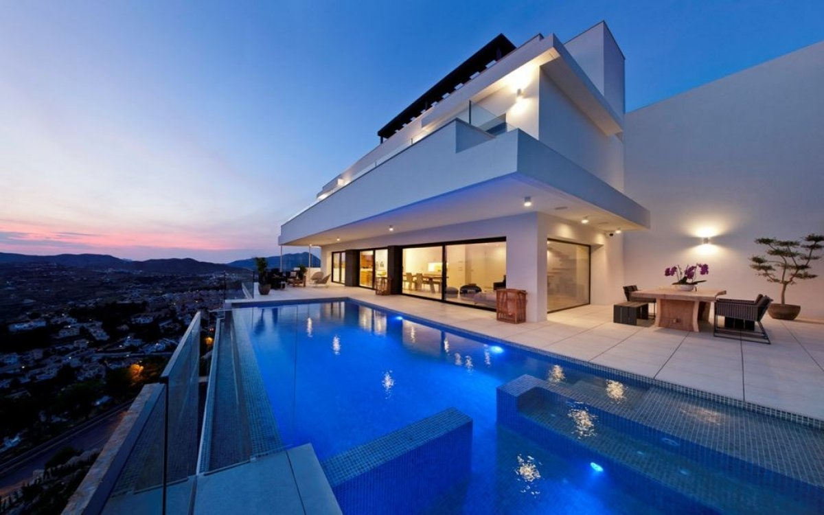 Luxury villa in Cumbre del Sol - Keysol Property S.L.