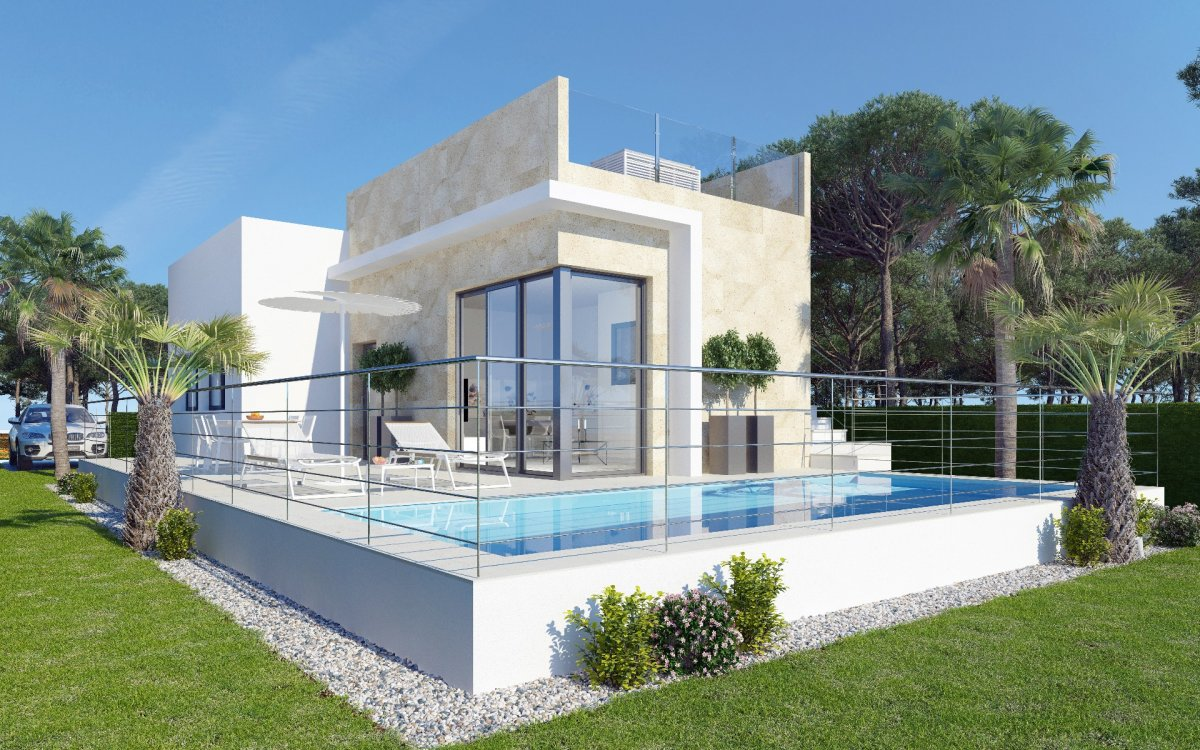 Villa in Finestrat with sea views, close to golf course - Keysol Property S.L.