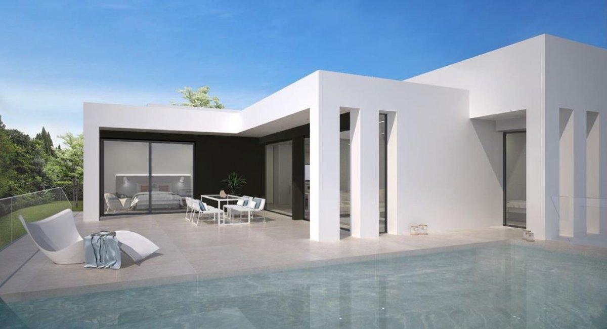 Modernas y soleadas villas con vistas al mar en Cumbres del Sol - Keysol Property S.L.