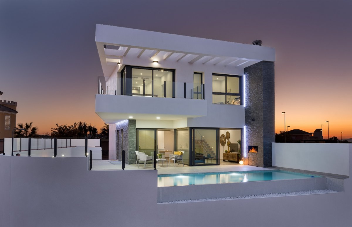 Independent villas with and without basement in Rojales. - Keysol Property S.L.