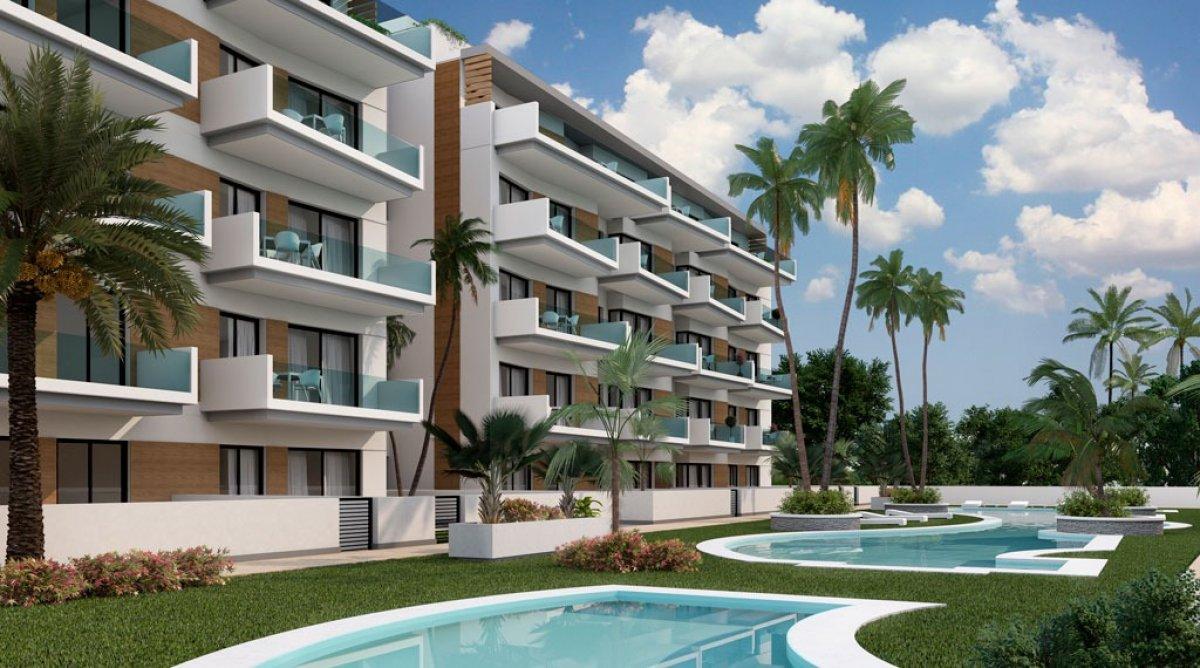 Residencial privado de apartamentos a 2 minutos de la playa de Guardamar - Keysol Property S.L.