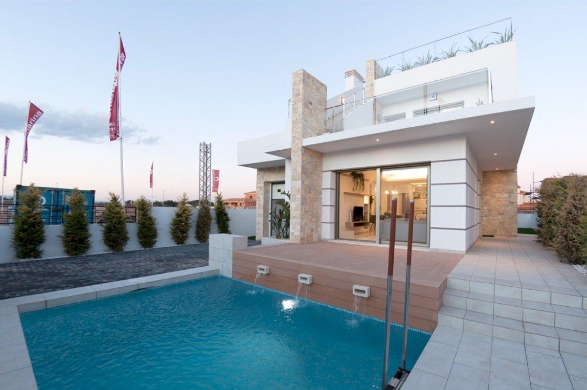 Вилла в современном стиле рядом с личным бассейном у моря - Keysol Property S.L.