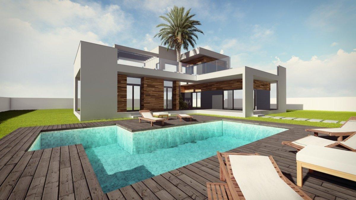 Виллы по заказу клиента на участках в Сьюдад Кесада и Ла  Марина - Keysol Property S.L.