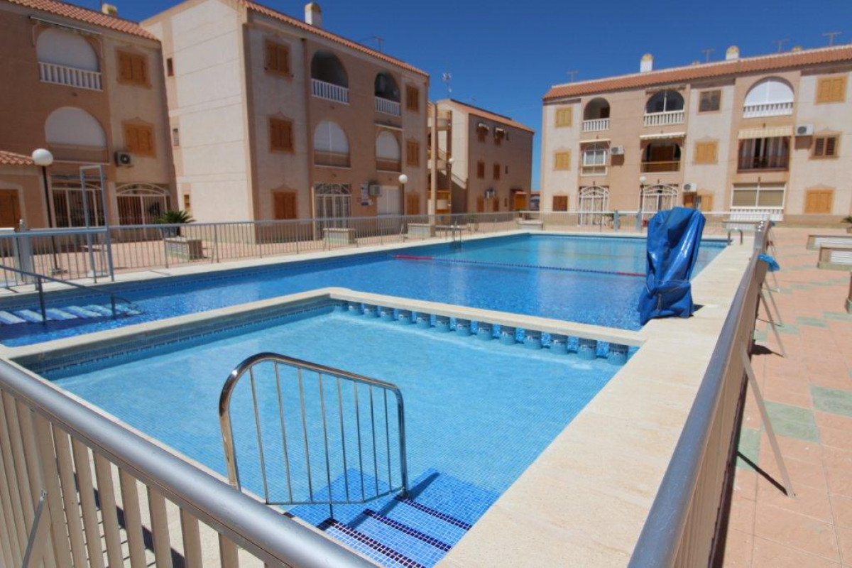 Ground floor apartment located in Residential only 200 meters from the beach - Keysol Property S.L.