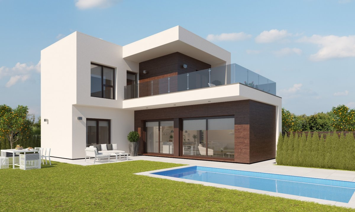 Detached villa within a golf course in San Javier - Keysol Property S.L.