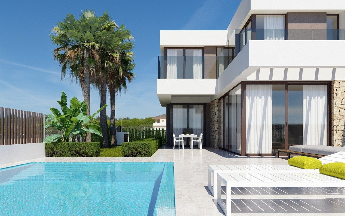 Large detached villa with pool in Finestrat. - Keysol Property S.L.