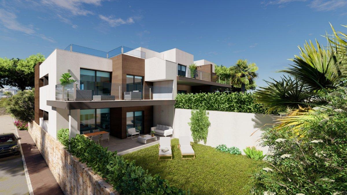 Apartments overlooking the sea in Cumbres del Sol, Benitachell. - Keysol Property S.L.