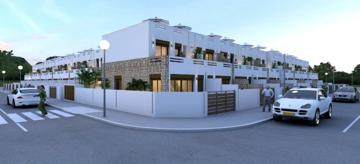 Bungalow 500 metres to the sea, Torre de la Horadada, Alicante. - Keysol Property S.L.