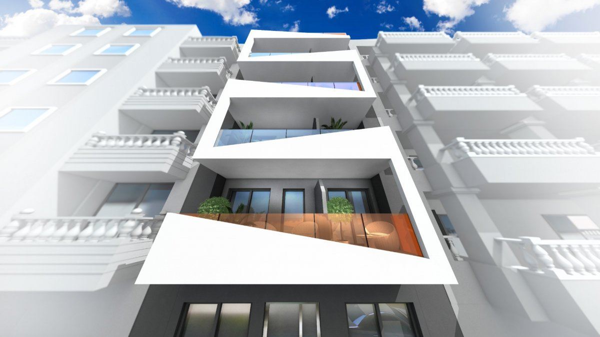 Apartments from 500 metres to the sea, Torrevieja - Keysol Property S.L.