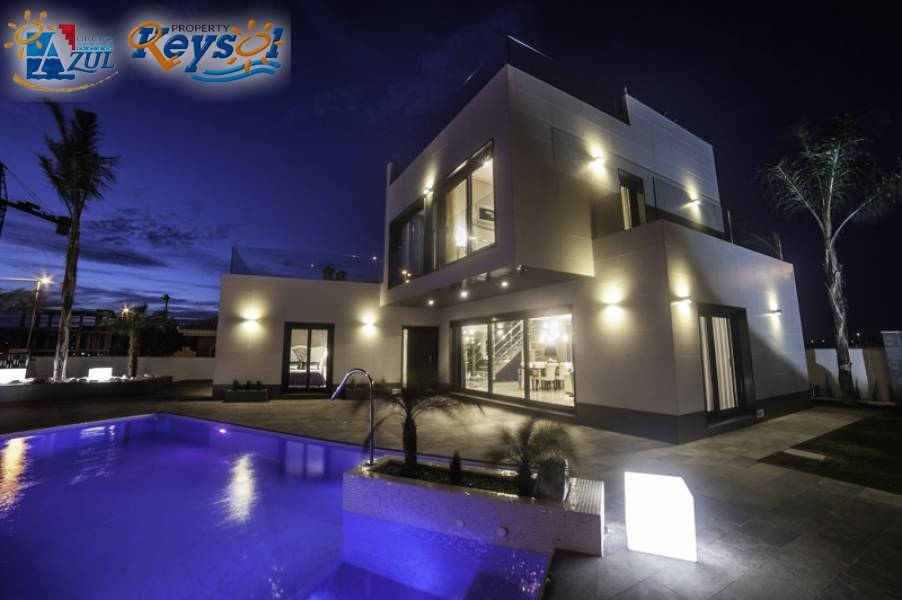 Spectacular villa with excellent views in a prime location. - Keysol Property S.L.