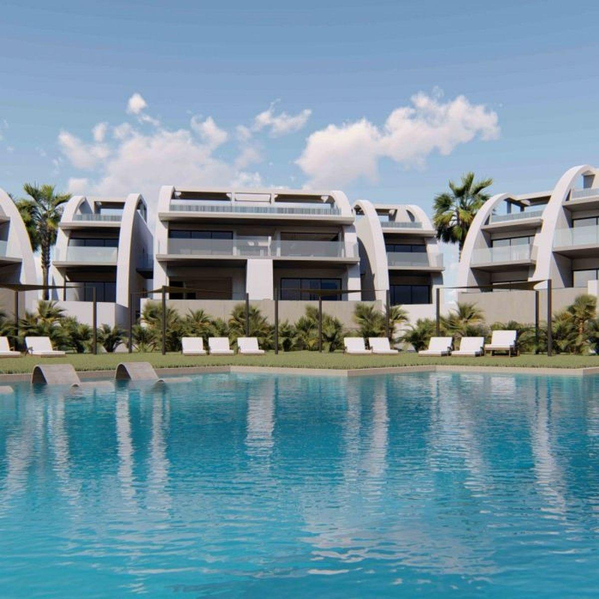 Lujosos apartamentos con piscina y solárium en Rojales. - Keysol Property S.L.