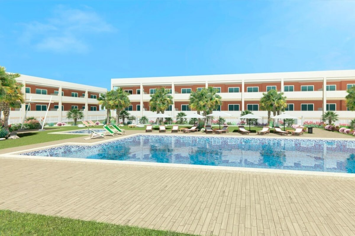 Apartments in residential with parking, storage and green areas with communal pool - Keysol Property S.L.