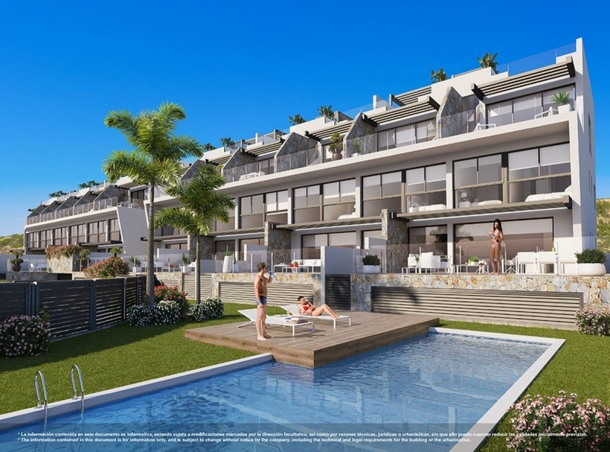 Townhouses 800m from beaches of Guardamar - Keysol Property S.L.