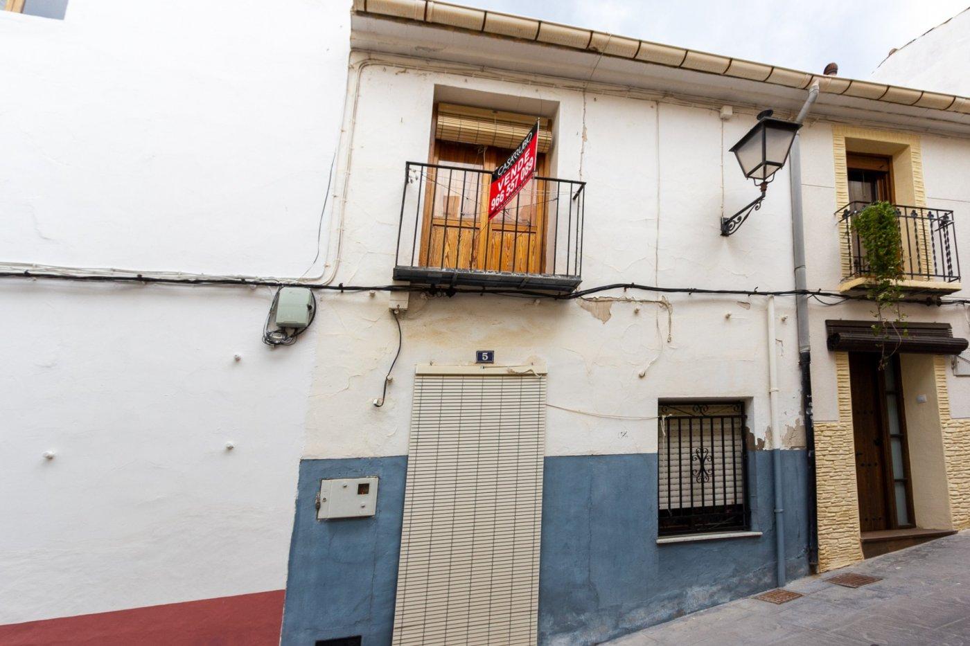 Casa situada en onil en casco antigÜo - imagenInmueble18