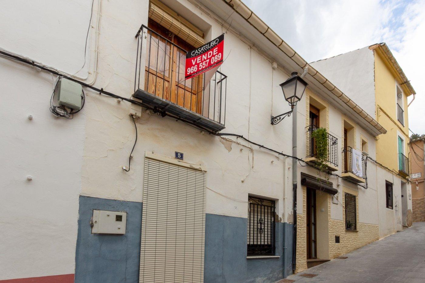 Casa situada en onil en casco antigÜo - imagenInmueble19