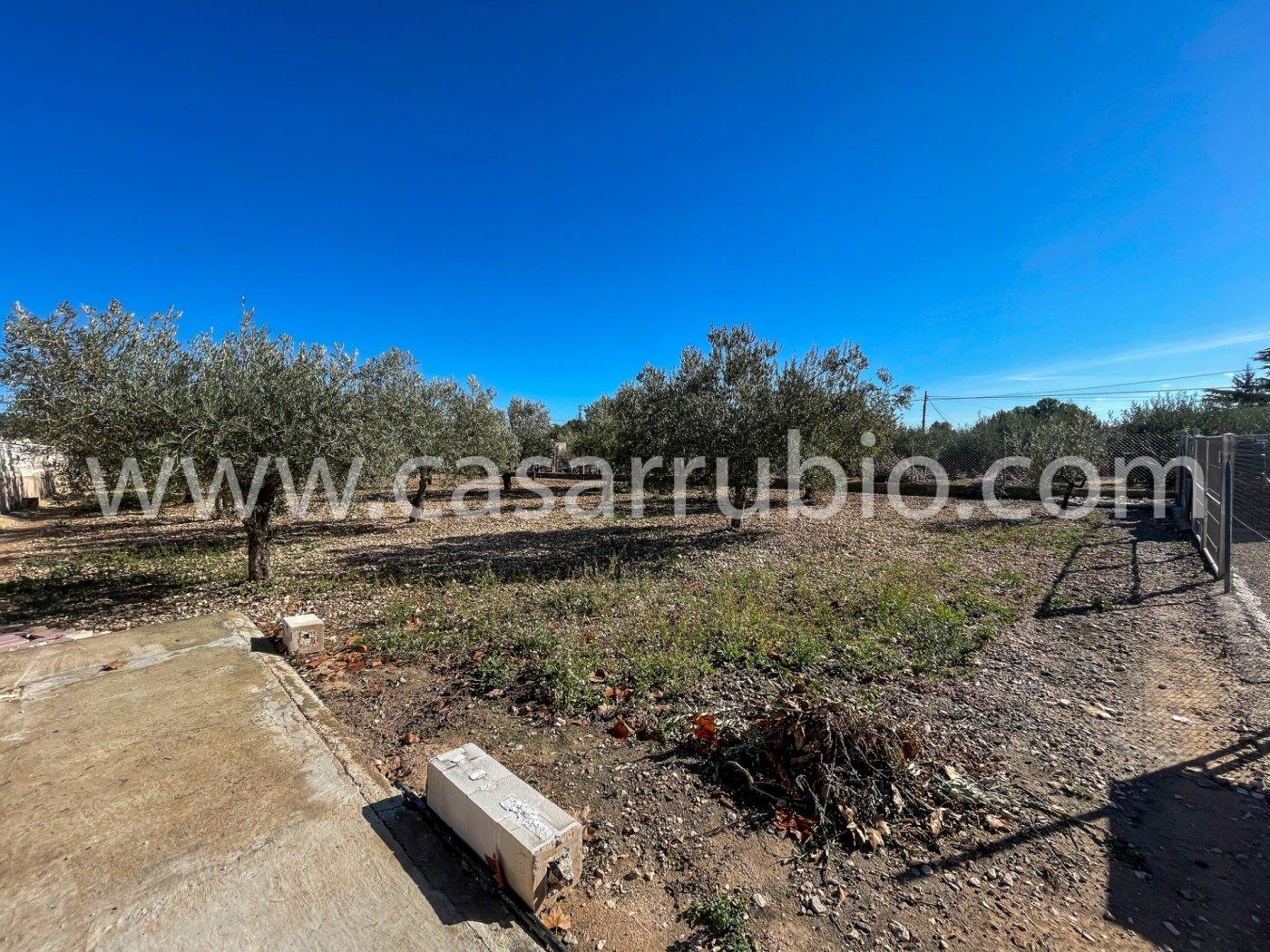 Casas de campo en la zona de la cava de onil !!! - imagenInmueble10